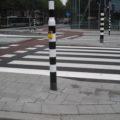Bedieningsknop voetgangerslicht