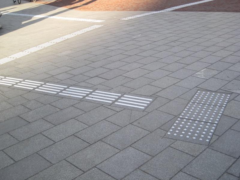 blinden geleidelijn