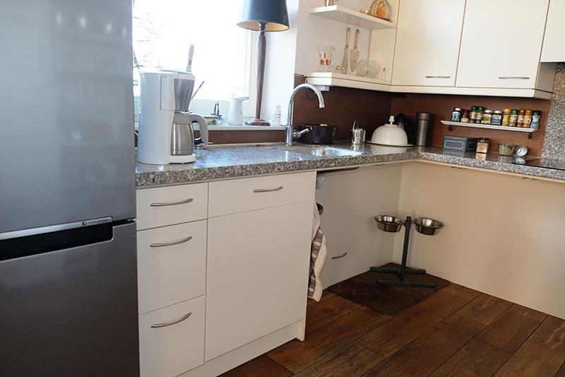 aanpassen keuken ruimte afwas