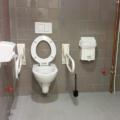 gehandicapten toilet